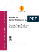 Module for Senior Treatment Supervisor