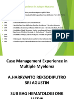 3. Prof. Arry_MM MM Case Management Experience in Multiple Myeloma