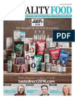 Speciality Food 2016-01