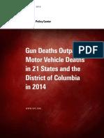 Guns Deaths in Tennessee