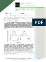 15_Esempi Di Determinazione Delle Reazioni Vincolari Con Il Plv
