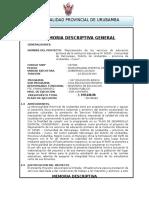 M. D. GENERAL
