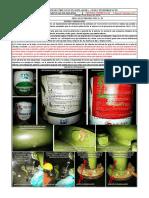 Informe Pintura Tuberias Sistema Agua Enfriamiento Piso de Valvulas 23-01-2016