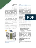 Producción de Hidrogeno Mediante Electrolizador