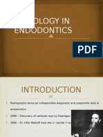 Radiology in Endodontics