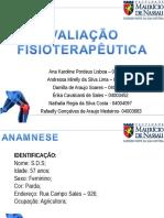 AVALIAÇAO FISIOTERAPÊUTICA