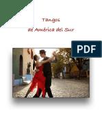 Tangos de América del Sur