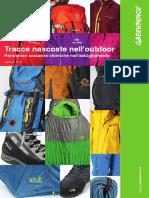 Lo studio di Greenpeace sulle sostanze pericolose nell'abbigliamento outdoor