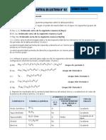 Control de lectura N° 2 quimica general Juan carlos pingus