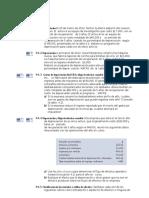 Datos Ejercicios Cap 4