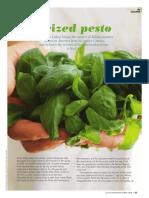 Prized Pesto La Cucina
