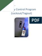 OSHA710 Control Energia Peligrosa
