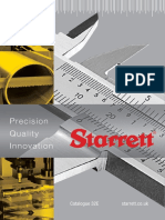 Starrett Catalogue