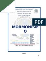 SECTAS FALSA Los Mormones