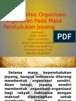 Menganalisis Organisasi Pergerakan Pada Masa Pendudukan  Jepang.pptx