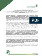 Informe Comité Tecnico Cientifico Año 2010-2011.Doc