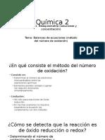 Método de Oxido-reducción