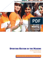 SportzPower-GroupM ESP India Sports Sponsorship Report 2014