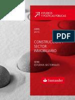 Constr y Sec Inmobiliario Abril 2015 Estudios Publicos Santander