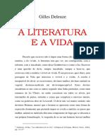 DELEUZE, Gilles - A literatura e a vida.pdf