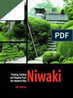 Niwaki Pruning, Training and Shaping Trees the Japanese Way