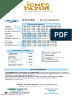 Cannes Aeroport