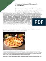 Cuisson Conseils & recettes: