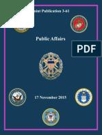 Joint Publications 3-61 Public Affairs (2015)