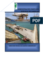 Proyecto de Asuntos Ambientales Gestion Portuaria