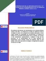 Diapositivas Minera Corina Luisa