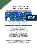 Panoptismo TICs 2015 01