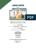 Brooklyn Press Book
