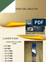 Contenido Del Maletin