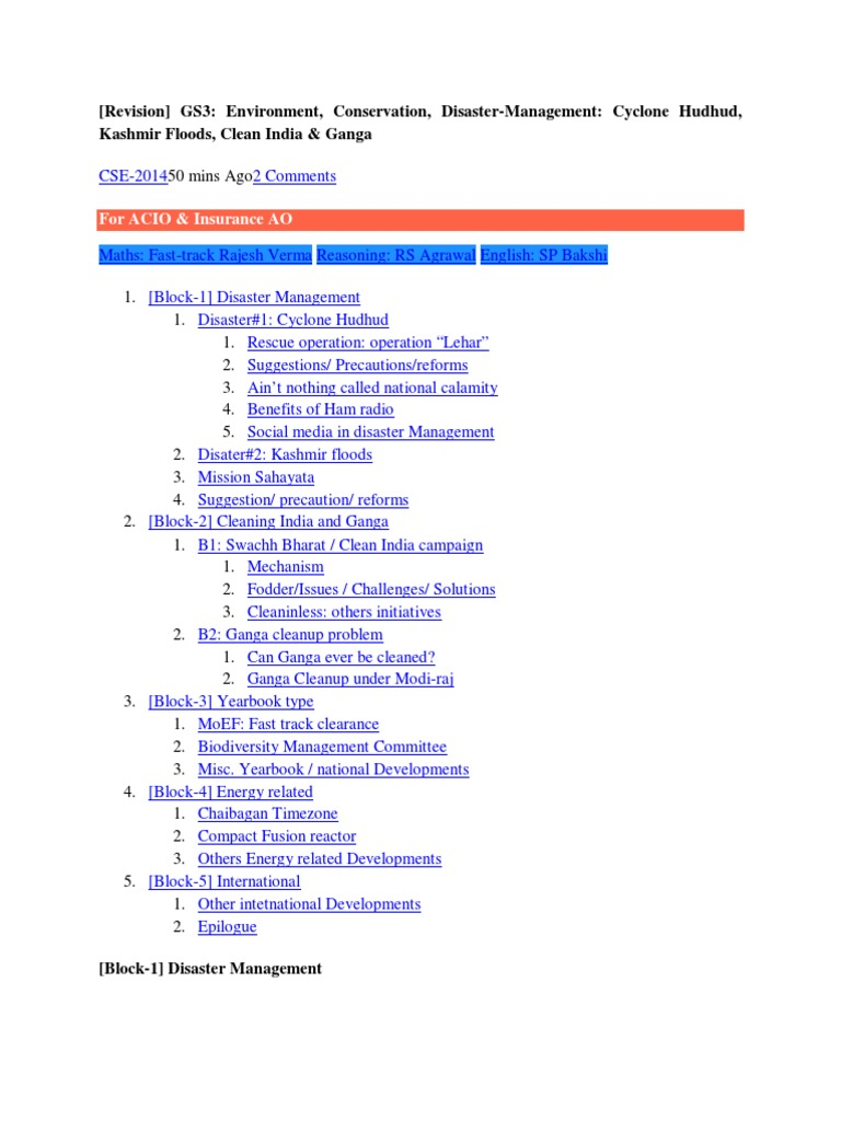 Current Affairs Mrunal   Nasa   Biotechnology
