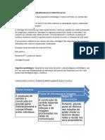 apresentação Castells - Comunicação e Poder - Capítulo 5