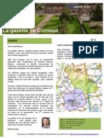 Gazette de Corneuil - Janvier 2016