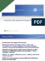Ncr Supplier PPAP Training Presentation