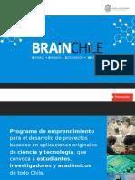 Presentación Brain Chile 2016 - Enero