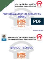 Program a Hospital Seguro en Mexico
