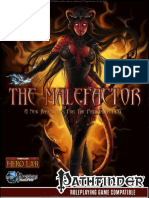 Malefactor Class
