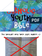 exploring the catholic youth bible biblical skills keynote