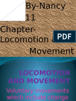 Locomotion and Movement