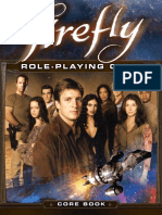 Firefly Role-Playing Game