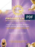 Project Luzes Fev 2014