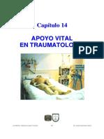 Capitulo 14 Apoyo Vital en Traumatologia