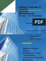 Prefactibilidad de Proyecto para edificios