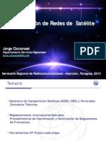 01 Coordinacion de Redes de Satelite