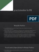 Mixul Practicienilor În PR