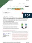 EW - Definition Emerging Markets