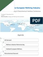 Outlook European Refining Industry